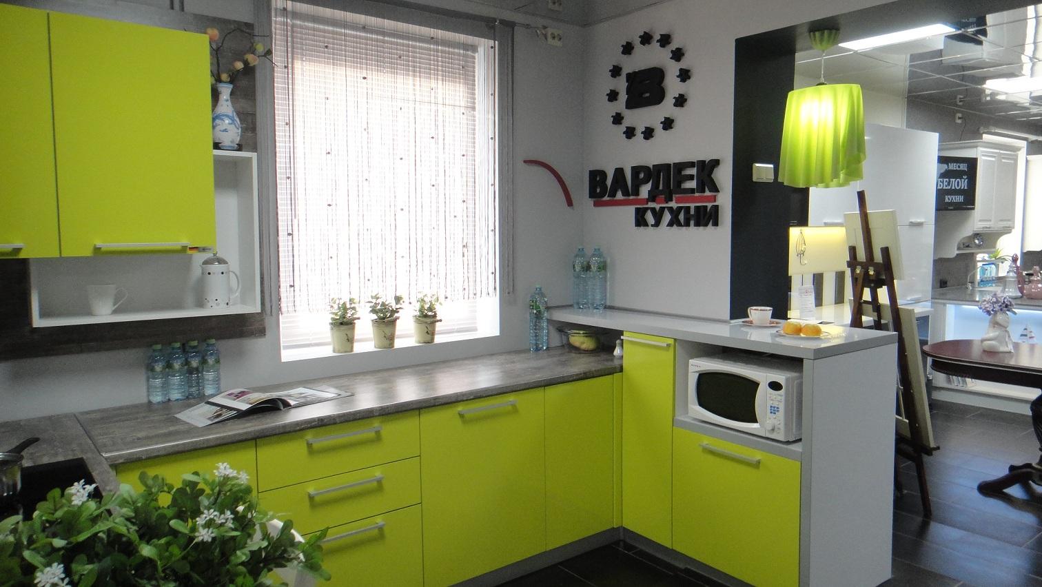 кухни Вардек фото